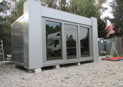 Modular Building - Perfect Kiosks -180