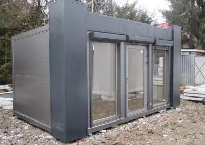 Modular Building - Perfect Kiosks -190