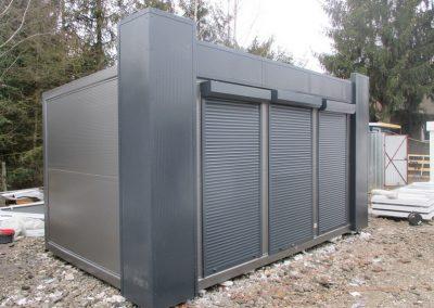 Modular Building - Perfect Kiosks -220