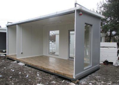 Modular Building - Perfect Kiosks -230