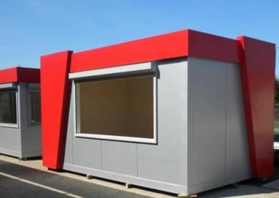 Portable Building - Perfect Kiosks -0030