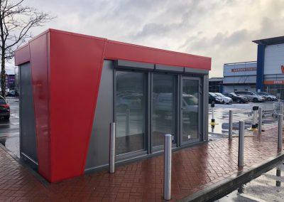 Portable Building - Perfect Kiosks