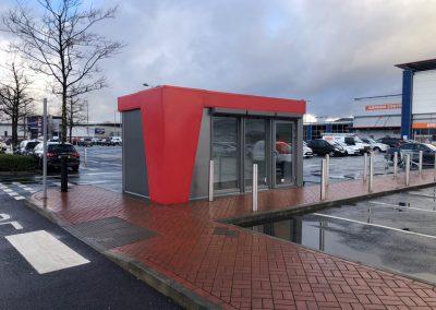 Portable Building - Perfect Kiosks -0060