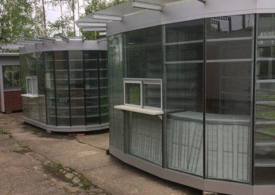 Portable Building - Perfect Kiosks 11