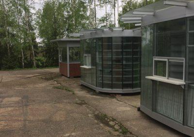 Portable Building - Perfect Kiosks 12