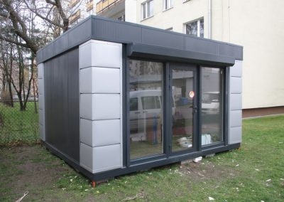 Portable Building - Perfect Kiosks -330