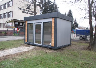Portable Building - Perfect Kiosks -370