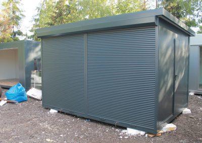 Portable Building - Perfect Kiosks -380