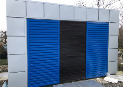 Portable Building - Perfect Kiosks -400