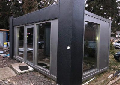 Portable Building - Perfect Kiosks -410