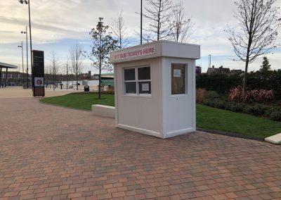 Security Kiosks - Perfect Kiosks