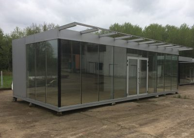contemporary portable buildings