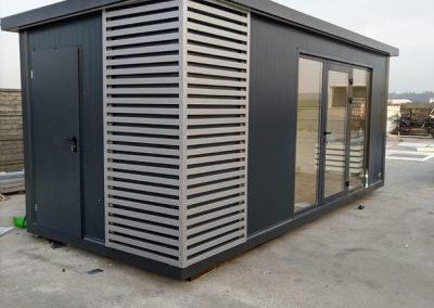 Portable Building - Perfect Kiosks -4001