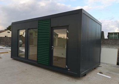 Portable Building - Perfect Kiosks -4003