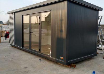 Portable Building - Perfect Kiosks -4002
