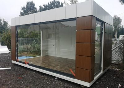 Portable Building - Perfect Kiosks -4005