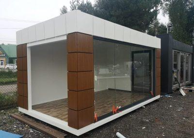 Portable Building - Perfect Kiosks -4006