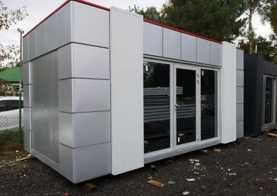 Portable Building - Perfect Kiosks -4007