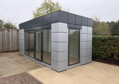 Portable Building - Perfect Kiosks -4008