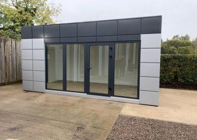 Portable Building - Perfect Kiosks -4009