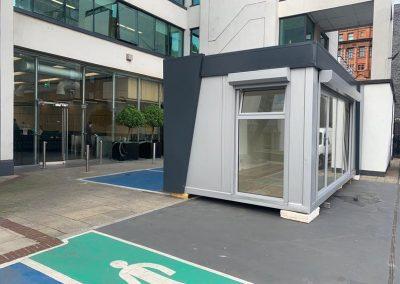Portable Building - Perfect Kiosks -4011a
