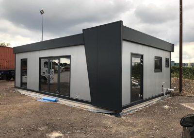 Portable Building - Perfect Kiosks -4015