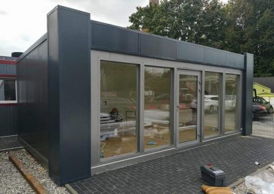 Portable Building - Perfect Kiosks -4022