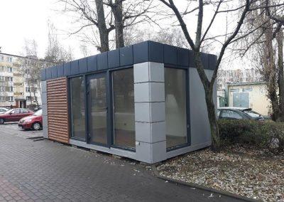 Portable Building - Perfect Kiosks -4024