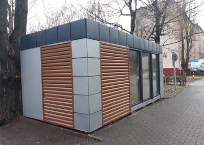 Portable Building - Perfect Kiosks -4025