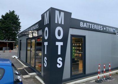 Portable Building - Perfect Kiosks -4027