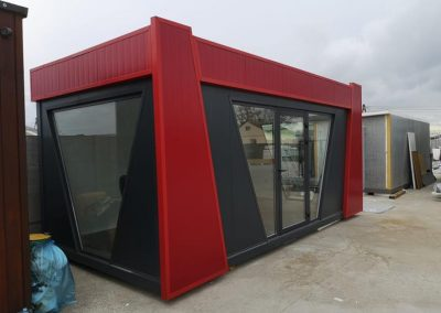 Portable Building - Perfect Kiosks -4033