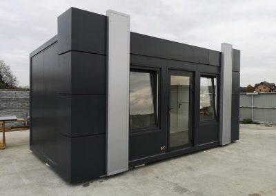 Portable Building - Perfect Kiosks -4038