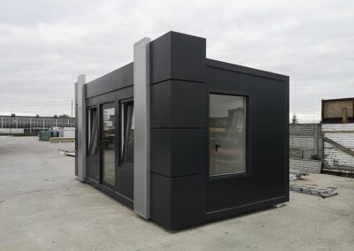 Portable Building - Perfect Kiosks -4039